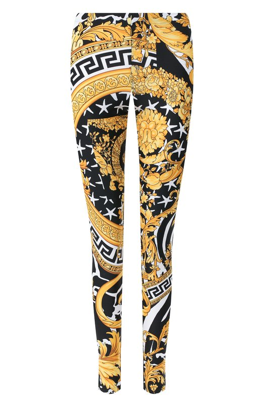 Леггинсы с принтом Versace