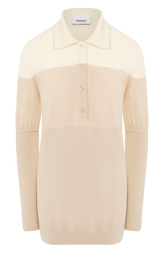 Шерстяной пуловер Burberry