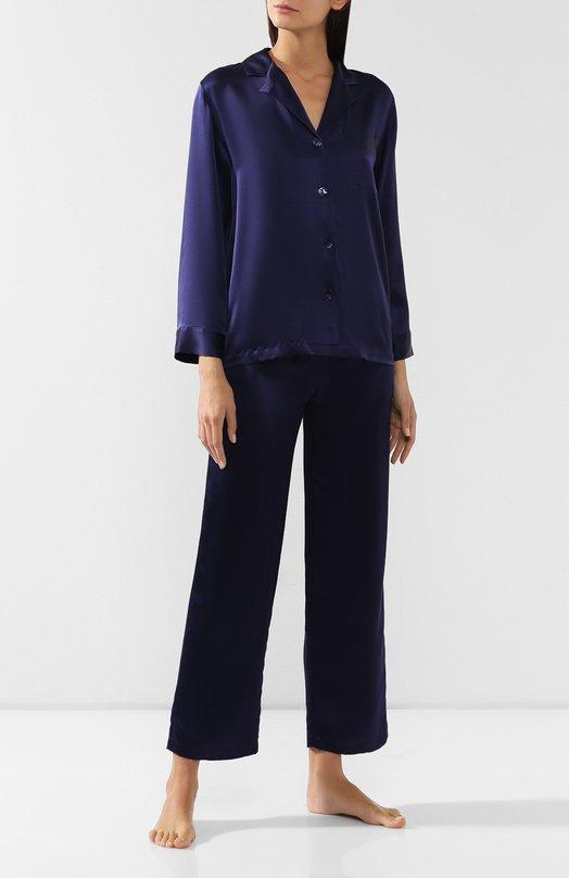 Шелковая пижама Luna Di Seta