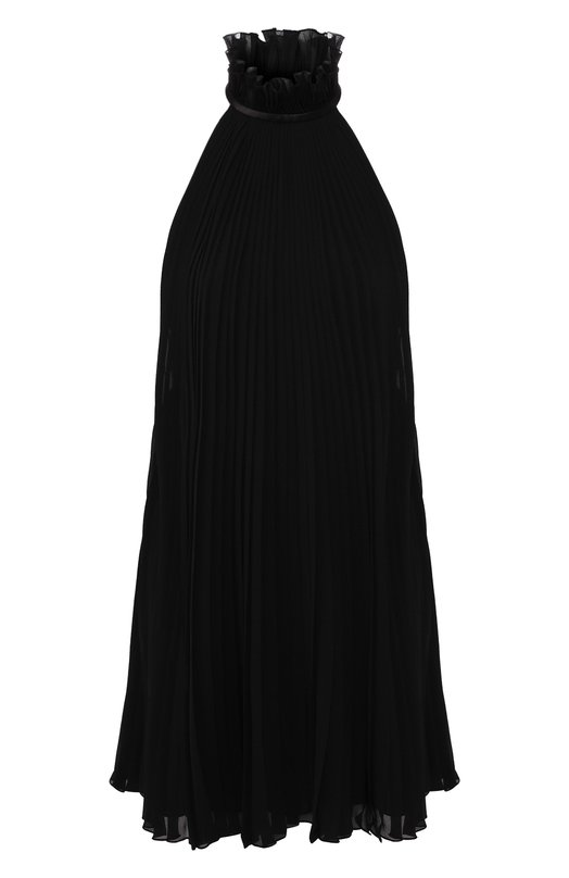 Шелковое платье Givenchy