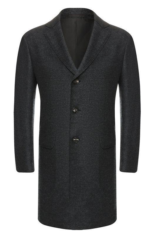 Шерстяное пальто Z Zegna