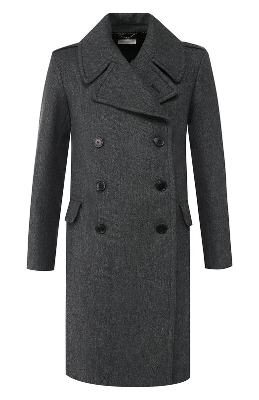Шерстяное пальто Dries Van Noten