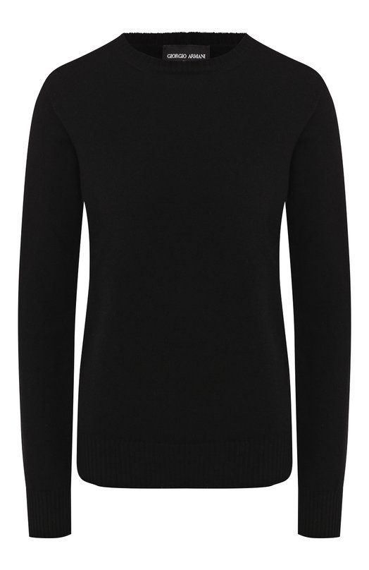 Кашемировый пуловер Giorgio Armani