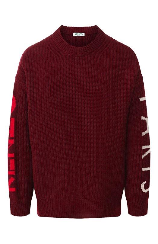 Шерстяной свитер Kenzo