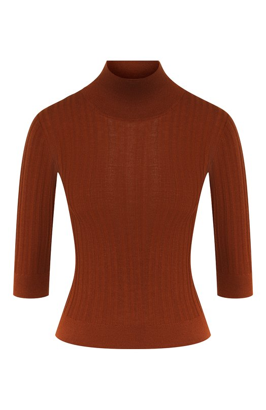 Пуловер из смеси кашемира и шелка Loro Piana