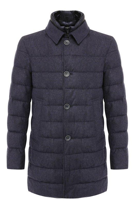 Шерстяное пальто Herno