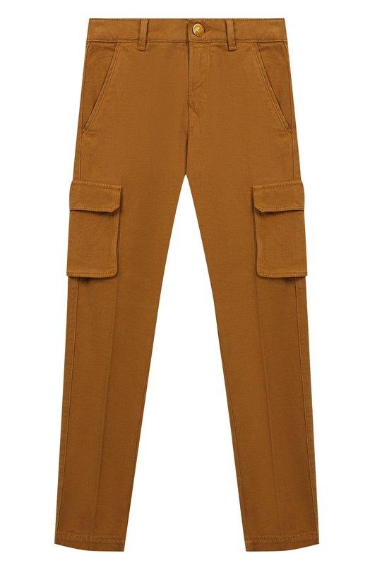 Хлопковые брюки-карго Jacob Cohen