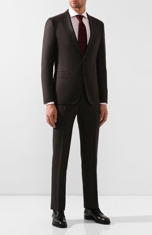 Шерстяной костюм BOSS