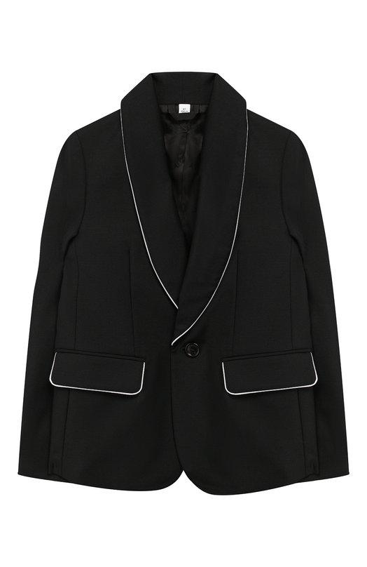Шерстяной пиджак Burberry