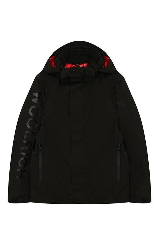 Куртка с капюшоном Woolrich