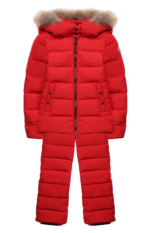 Комплект из комбинезона и куртки Nantua Moncler Enfant