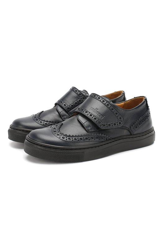 Кожаные туфли Gallucci