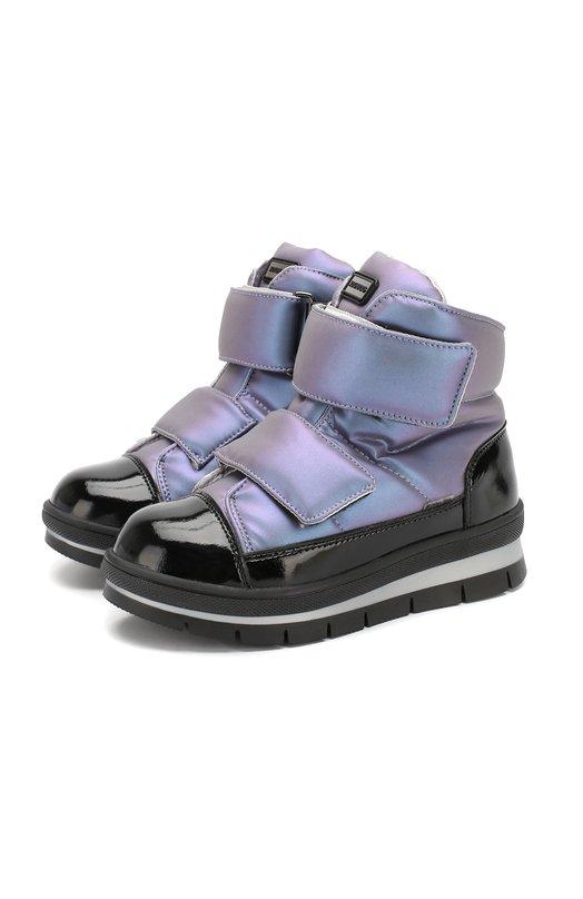 Утепленные ботинки Jog Dog