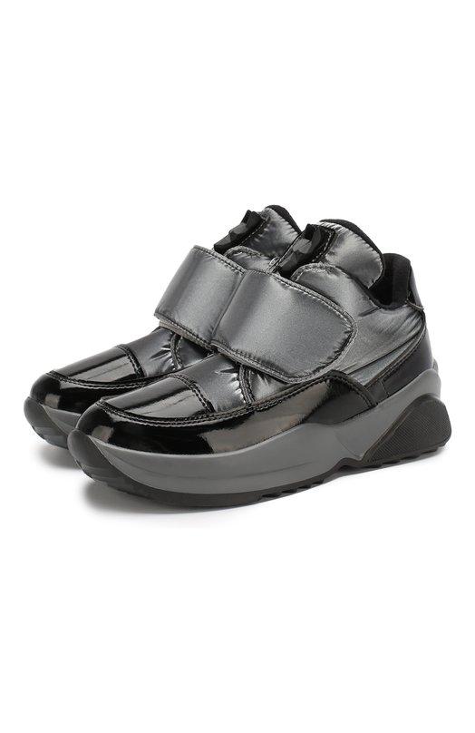 Утепленные кроссовки Jog Dog