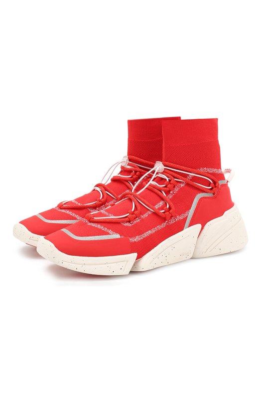 Текстильные кроссовки K-Sock Kenzo
