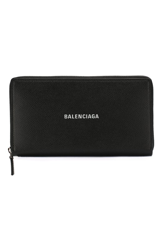 Кожаное портмоне Balenciaga