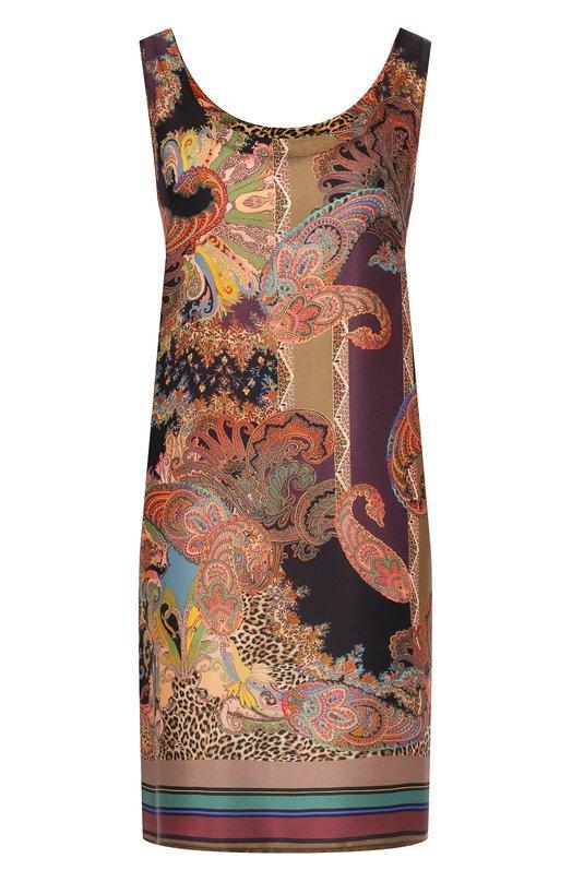 Шелковое платье Eva B.Bitzer