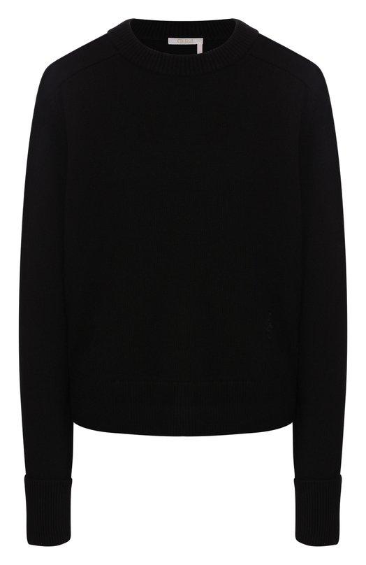 Кашемировый пуловер Chloé Chloe