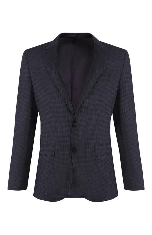 Шерстяной пиджак BOSS