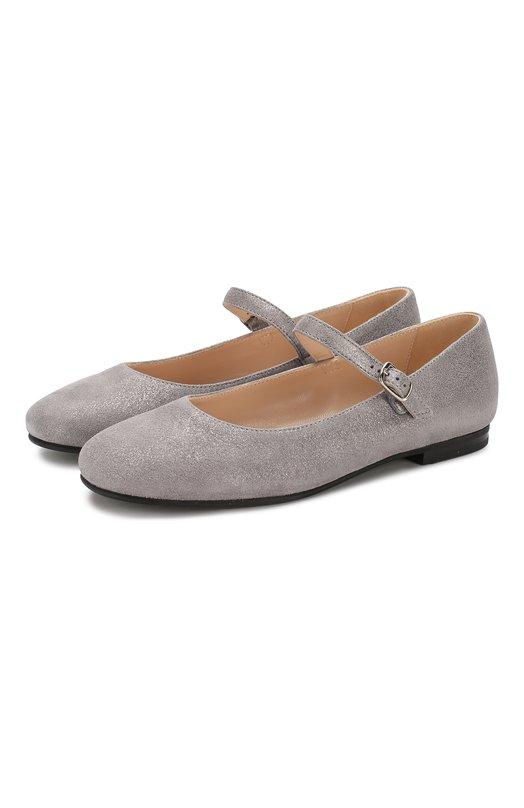 Кожаные туфли Il Gufo