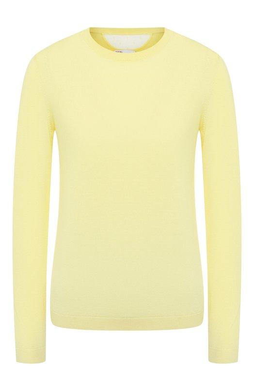 Пуловер из смеси шерсти и шелка REDVALENTINO