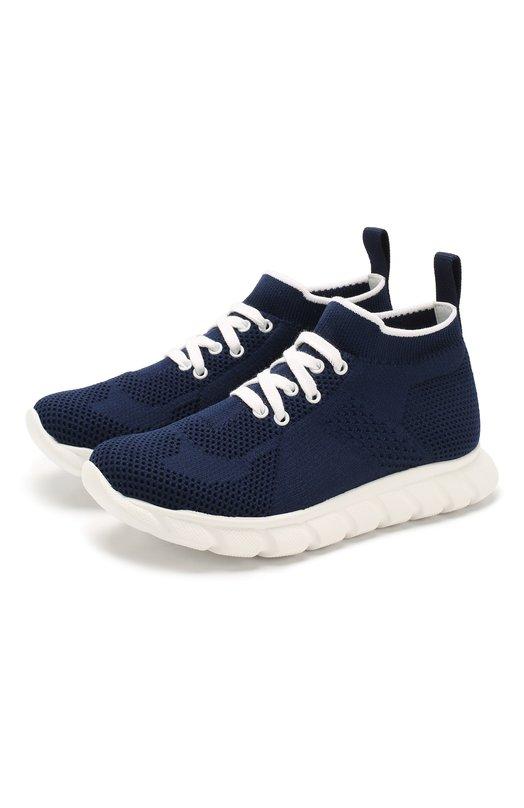 Текстильные кроссовки Il Gufo