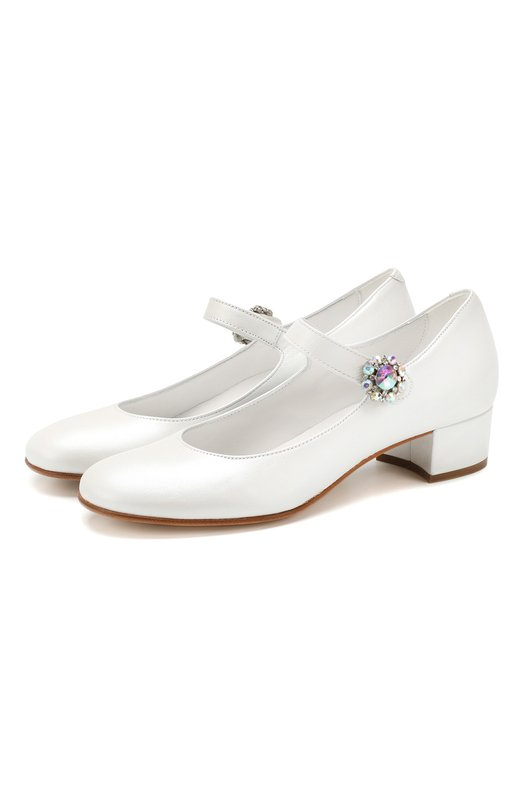 Кожаные туфли Missouri