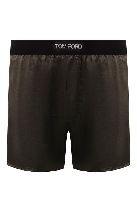 Шелковые боксеры Tom Ford