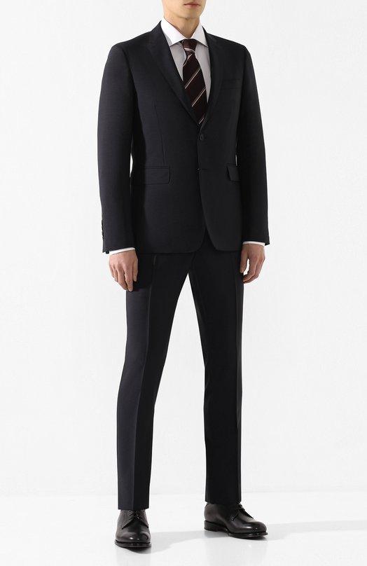 Шерстяной костюм Burberry