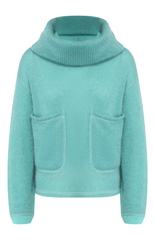 Комплект из пуловера и шарфа Giorgio Armani
