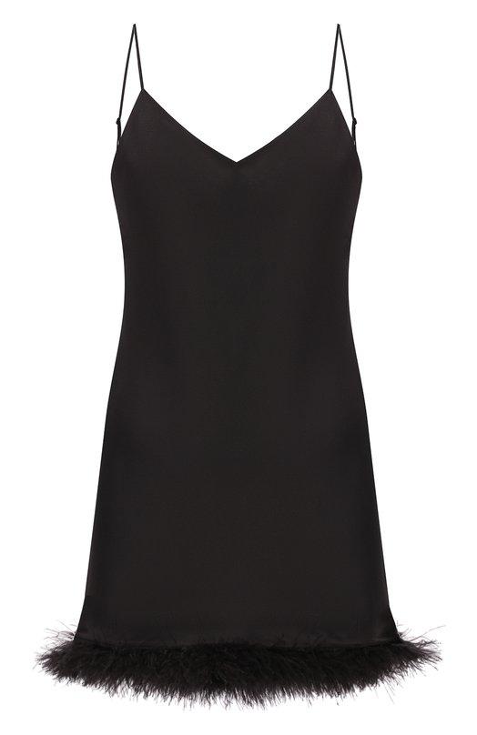 Шелковая сорочка Luna Di Seta