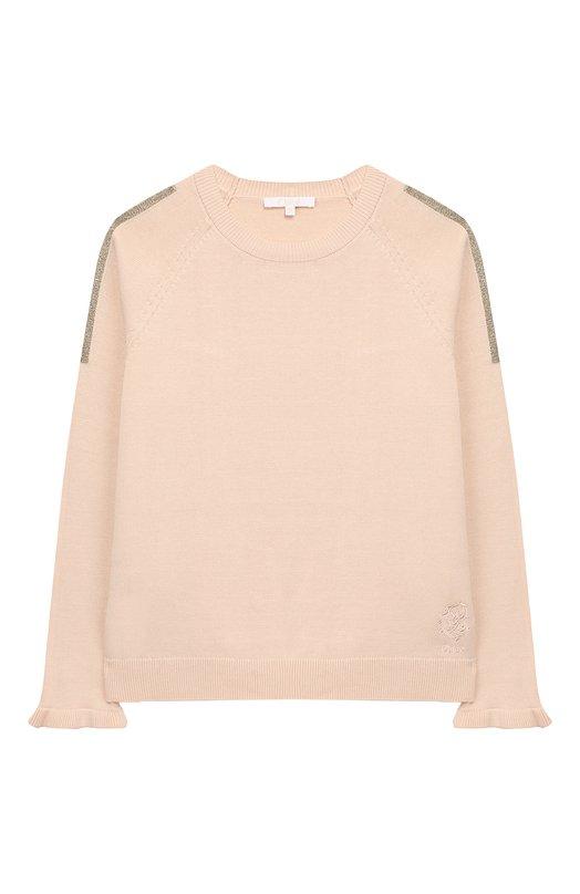Пуловер из смеси шерсти и кашемира Chloé Chloe
