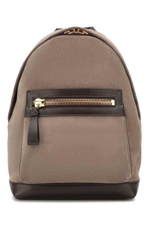 Замшевый рюкзак Tom Ford