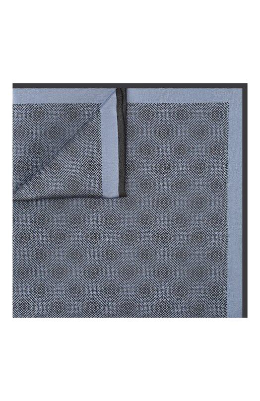 Шелковый платок Brioni