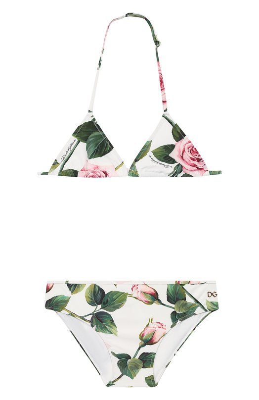 Раздельный купальник Dolce & Gabbana