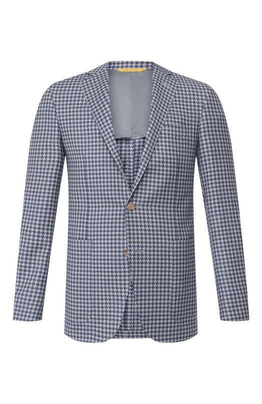 Шерстяной пиджак Canali