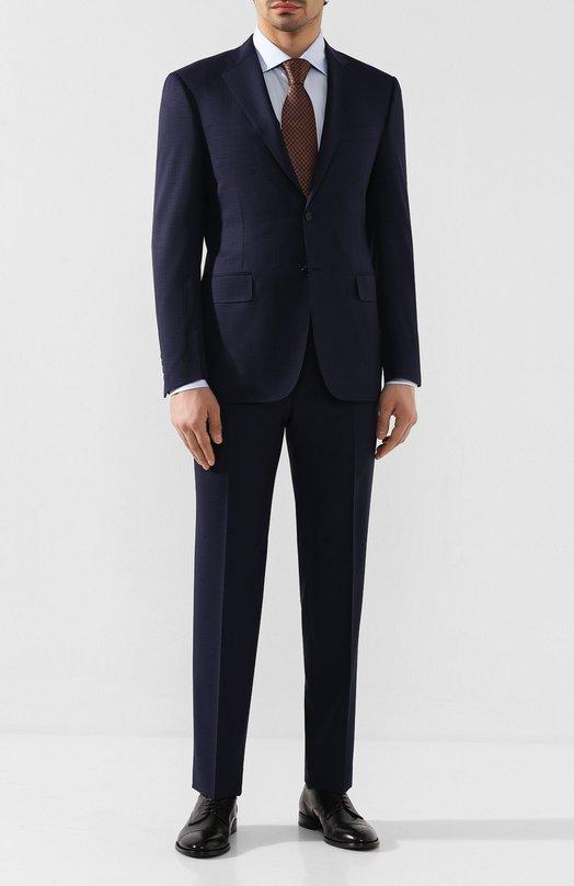 Шерстяной костюм Canali