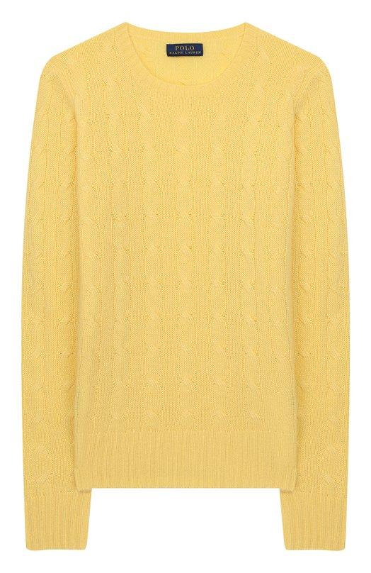 Кашемировый пуловер Polo Ralph Lauren
