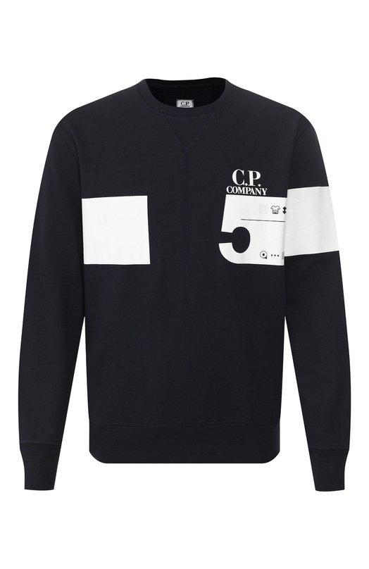 Хлопковый свитшот C.P. Company