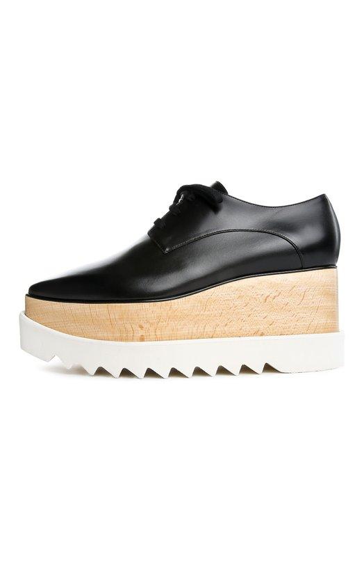Ботинки Elyse на танкетке Stella McCartney 363997/W0XH0