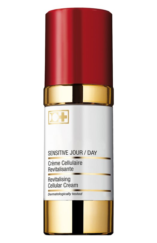 Дневной крем для чувствительной кожи Cellcosmet&Cellmen
