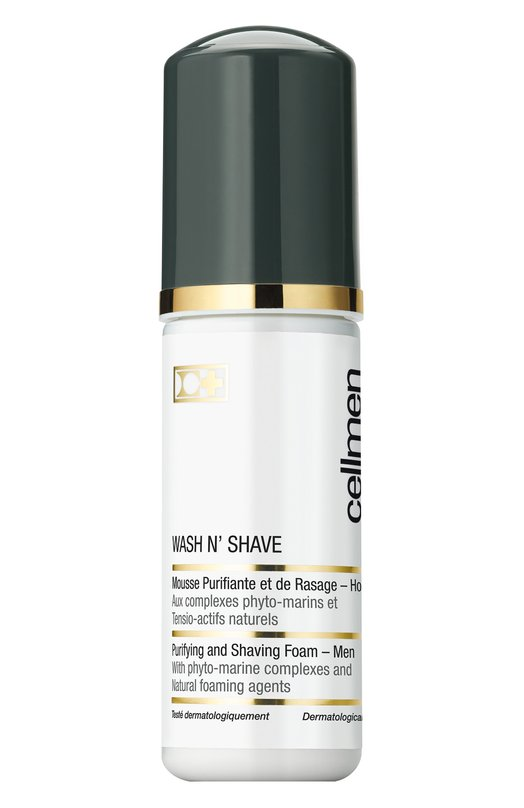 Купить Пена для очищения кожи и бритья Cellcosmet&Cellmen, 3214_0801, Швейцария, Бесцветный