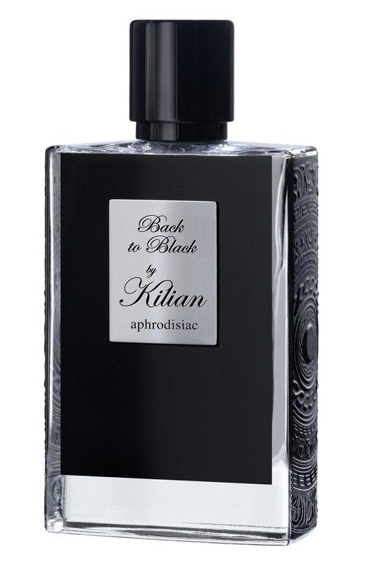 Парфюмерная вода Back To Black KilianАроматы для женщин<br><br><br>Объем мл: 50<br>Пол: Женский<br>Возраст: Взрослый<br>Цвет: Бесцветный