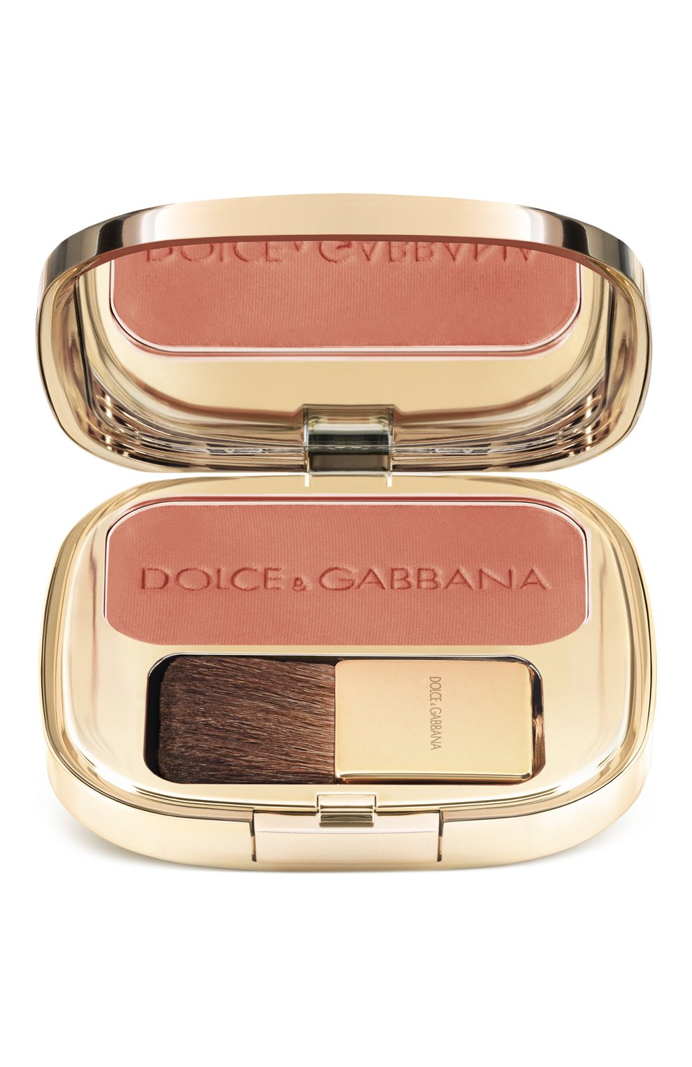 Румяна Luminous Cheek Colour 27 тон (apricot) Dolce & Gabbana | Фото №1