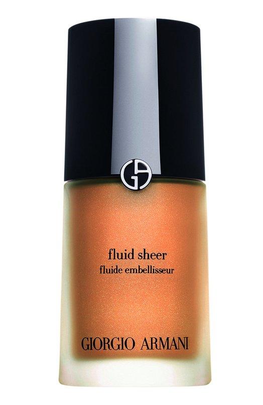Fluid Sheer флюид для сияния кожи оттенок 3 Giorgio Armani 3360372028437