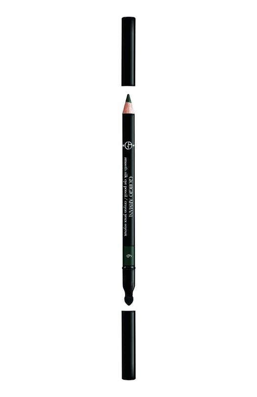 Smooth Silk Eye Pencil карандаш для глаз оттенок 6 Giorgio Armani 3360372040767