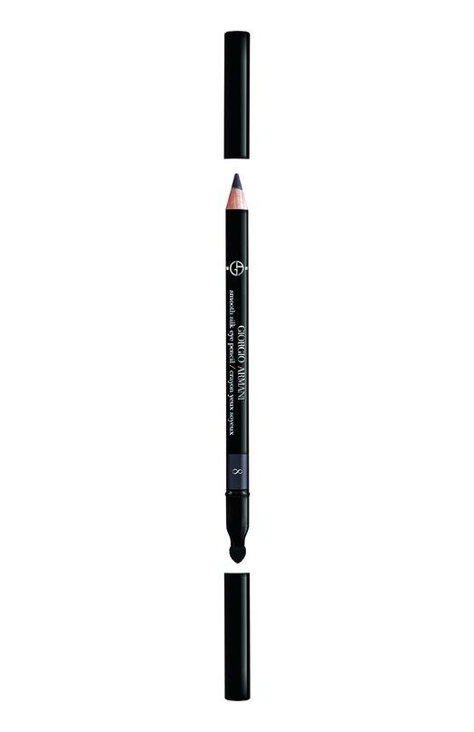 Smooth Silk Eye Pencil карандаш для глаз оттенок 8 Giorgio Armani 3360372074465