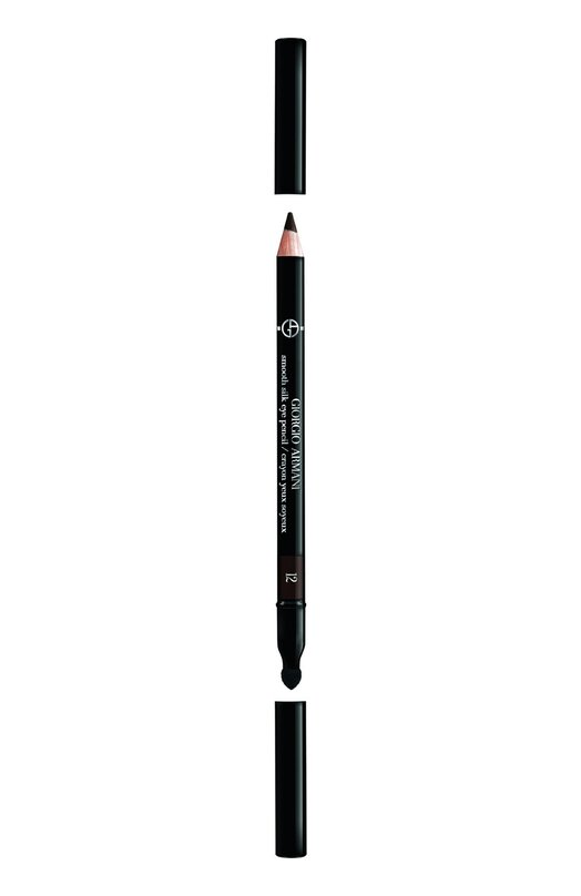 Smooth Silk Eye Pencil карандаш для глаз оттенок 12 Giorgio Armani 3360372119494