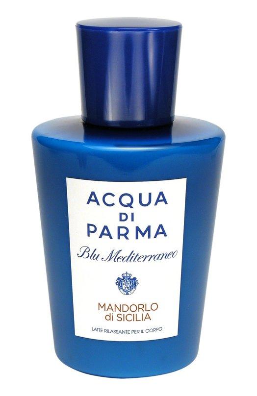 Лосьон для тела Acqua di ParmaУвлажнение / Питание<br><br><br>Объем мл: 200<br>Пол: Женский<br>Возраст: Взрослый<br>Цвет: Бесцветный