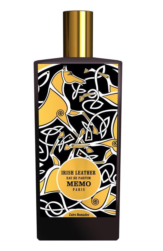 Парфюмерная вода-спрей Irish Leather MemoАроматы для мужчин<br><br><br>Объем мл: 75<br>Пол: Женский<br>Возраст: Взрослый<br>Цвет: Бесцветный